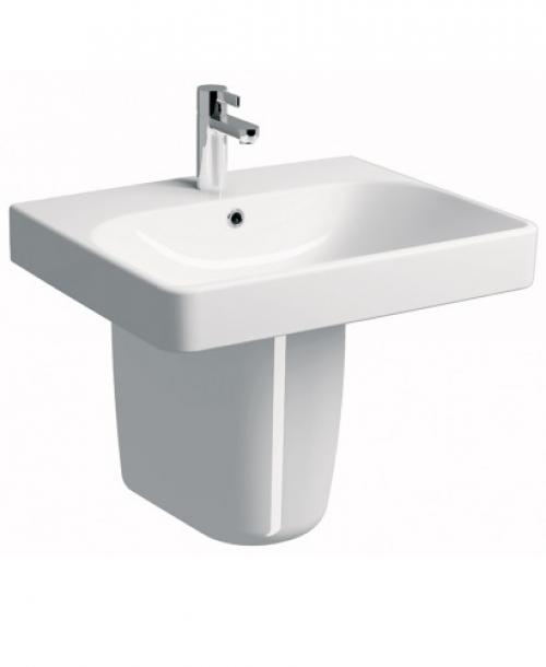 E500 Washing Basin And Pedestal
