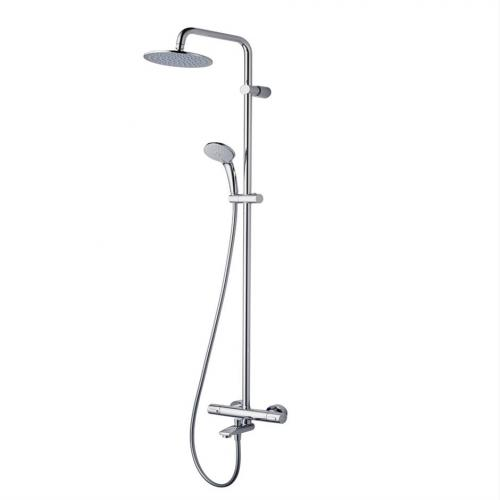 Shower Systems Idealrain Pro With Ceratherm 100 B&s
