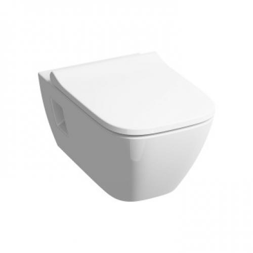 Geberit Smyle Square Wall Hung Wc, Rimfree