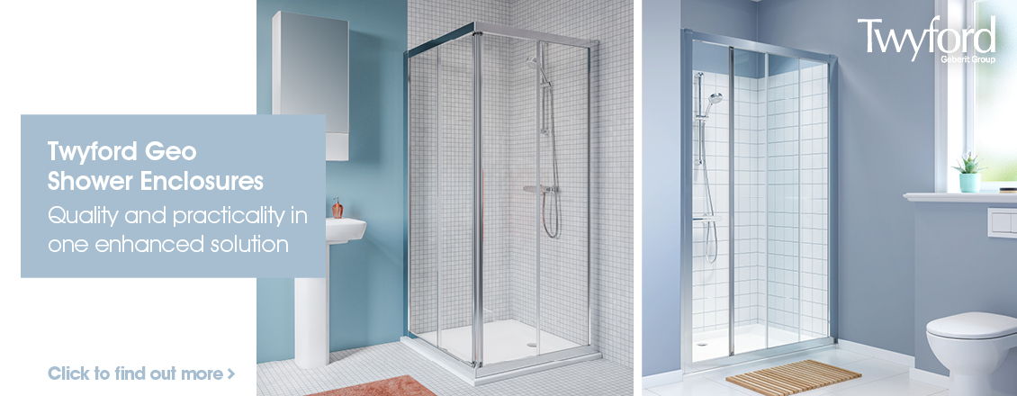 Twyford GEO Shower Enclosures
